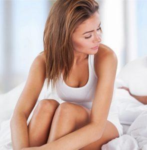 月經 - 女子的身體信號