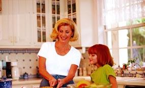 儿童健康 - 训练孩子吃蔬菜