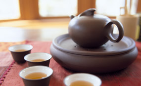 飲食健康 - 喝茶藝術