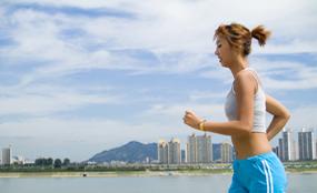 运动减肥 - 运动益处多