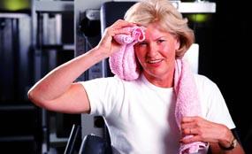 妇女健康 - 更年期妇女的饮食与运动