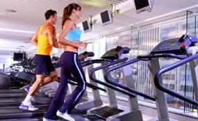 运动减肥 - 较吃力的运动