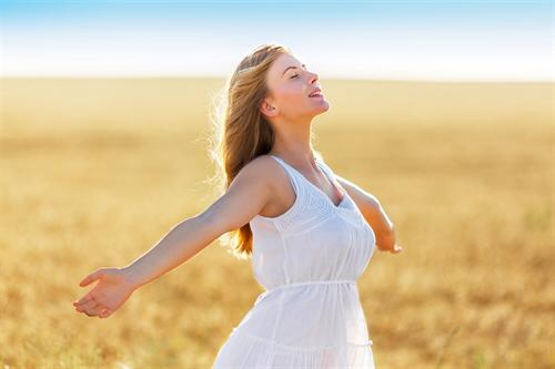 阳光与新鲜空气天然抗生素